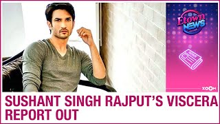 Sushant Singh Rajput case update: Viscera report of the late actor found NEGATIVE - ZOOMDEKHO