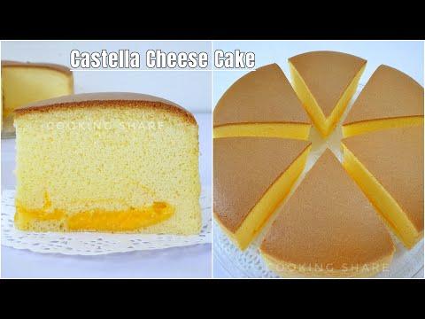 Castella-Cheese-Cake--เค้กไข่ไ