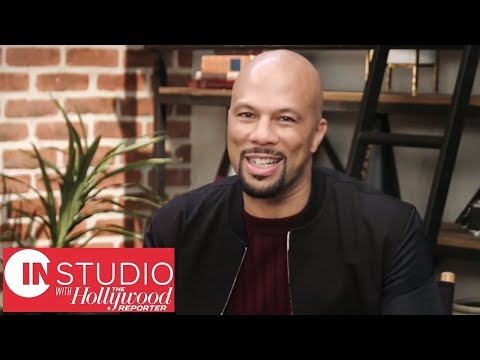 connectYoutube - In Studio With Common: Winning an Emmy, Going for an EGOT, 'Marshall,' & More! | THR
