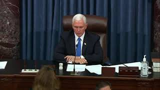 Congreso de EE.UU ratifica a Joe Biden como presidente electo