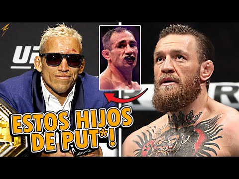 Charles Oliveira AMENAZ4! a Conor McGregor TRAS UFC 262, Tony Ferguson NO se RETIRA, Dana ENOJADO