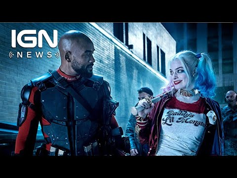 connectYoutube - Suicide Squad 2 Rumored to Be Ben Affleck's Final Appearance as Batman - IGN News