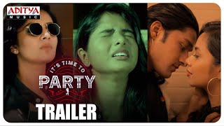 It's Time To Party Trailer || Sreemukhi || Sekhar Mopoori || Goutham EVS - ADITYAMUSIC