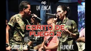CORITOS DE FUEGO PARTE 2 UNA MIRADA DE FE,GOZO GOZO EDDIE RIVERA CANDELITA EN LA FINCA