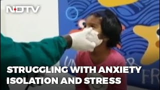 Covid-19 News: Impact Of Covid On The Mental Health Of Children - NDTV