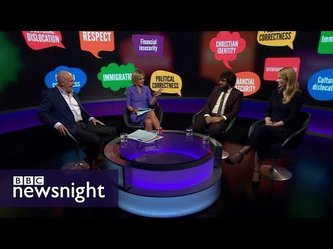 connectYoutube - Do politicians know the electorate? - BBC Newsnight