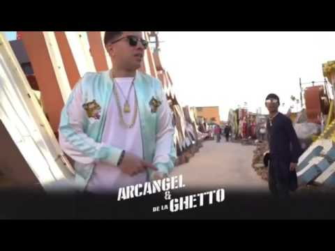 Arcangel y de la ghetto choliseo 28 de abril comercial