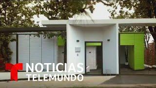 Casas construidas con desechos plásticos un nuevo logro mexicano   Noticias Telemundo