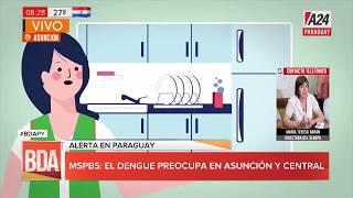 #BDAPy - María Teresa Barán directora general de SENEPA