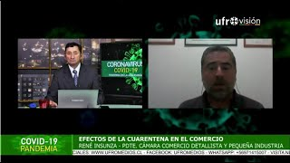 Efectos de la cuarentena en el comercio de Temuco  ESPECIAL COVID-19