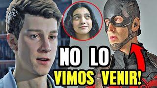 Este es el nuevo Capitán América y el nuevo Spider Man ps5, hydra multiverso, Ms Marvel...