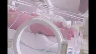 Mujer con COVID-19 dio a luz a su hija en hospital de Envigado