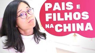 CHINESES dizem EU TE AMO aos FILHOS | Pula Muralha