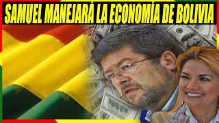 Samuel Doria Medina Se Hará Cargo de la Economía de Bolivia - Si Gana Jeanine Áñez