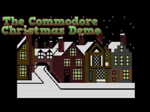1982 Commodore Christmas Demo