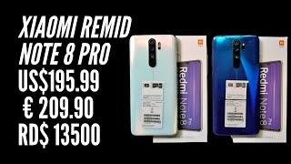 Xiomi Resmi Note 8 Pro full Especificaciones