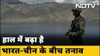 Ladakh में तनाव के बीच सेना प्रमुखों से मिले रक्षा मंत्री Rajnath Singh - NDTVINDIA