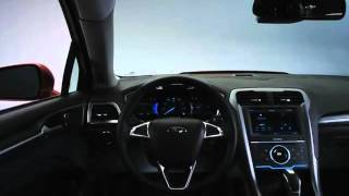 Ford Mondeo interiors