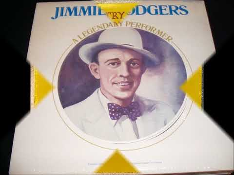 JIMMIE RODGERS  in the LP ERA