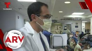Más de 50 hospitales de Florida llegan a su máxima capacidad por COVID-19 | Al Rojo Vivo | Telemundo