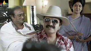 Lakshmi's NTR Movie Scenes | Mohan Babu Meeting NTR | Latest Telugu Scenes @SriBalajiMovies - SRIBALAJIMOVIES