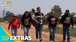 Cantante de los jornaleros es un joven 'Dreamer' | Un Nuevo Día | Telemundo