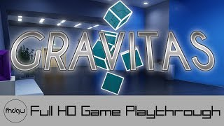 Gravitas - Full Game Playthrough (No Commentary)