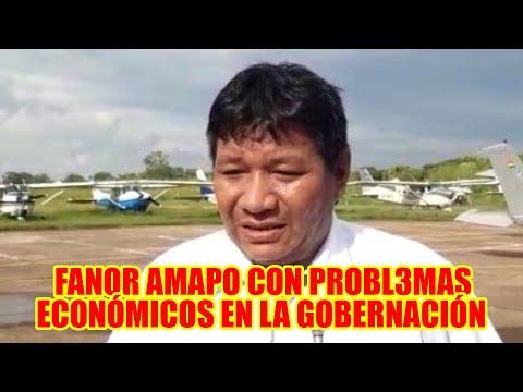 COMITÉ CÍVICO DEL BENI DIO PL4ZO 72 HORAS AL GOBERNADOR DEL BENI PARA SOLUCION4R PROBL3MAS..