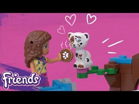 Olivia's Mission Vehicle 41333 –LEGO Friends – Product Animation