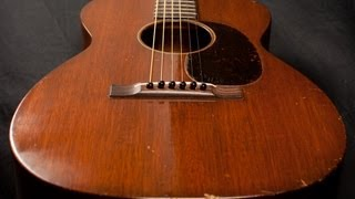 1934 Martin 0017 Guitar Demo at Sound Pure