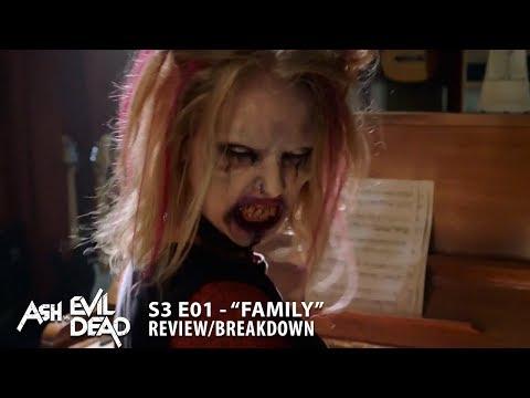 ASH VS EVIL DEAD Season 3 Premiere