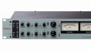 Sebatron Audio- SMAC compressor overview