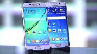 Samsung Galaxy S6 and S6 Edge: What's the difference?