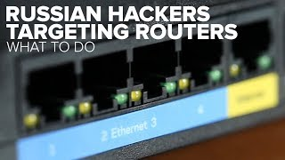 Russian hackers are targeting millions of routers (CNET News)