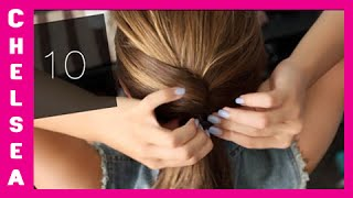 10 EASY School Hairstyles!