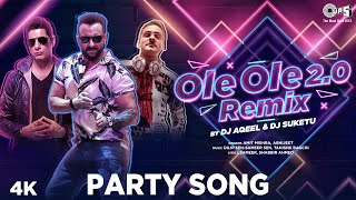 Party Song 2020 - Ole Ole 2.0 Remix | By Dj Aqeel & Dj Suketu | Ft. Saif Ali Khan - TIPSMUSIC