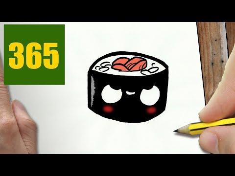 Search Result Come Disegnare Sushi Tomclip