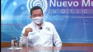 Entrevista con Lic Raúl Romero Segura, Ministro de desarrollo