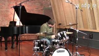 Neumann TLM102 Microphones - Drum Overheads