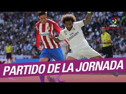 Partido de la Jornada: Atlético de Madrid vs Real Madrid