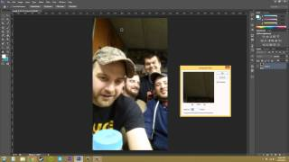 Photoshop CS6 Tutorial - 80 - Gaussian Blur