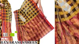 Launching Banarasi Sarees