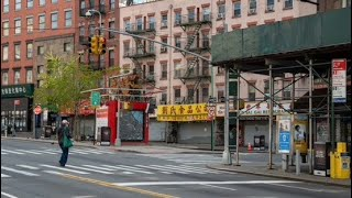 Business owners in New York's Chinatown worry about the future
