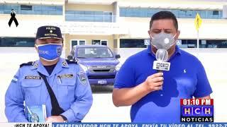 Policía Nacional captura a varias personas por diferentes delitos en Comayagua