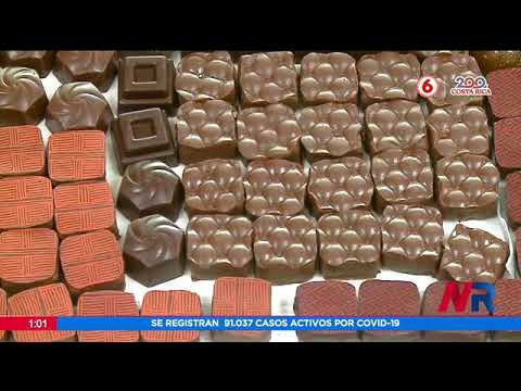 Celebran día mundial del chocolate
