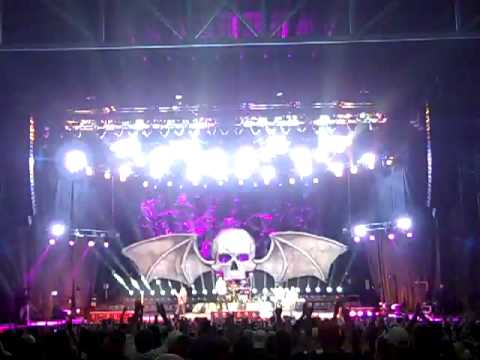 Expand Avenged Sevenfold Live