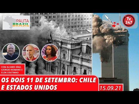 Pauta Brasil - Os dois 11 de setembro: Chile e Estados Unidos (15.09.21)