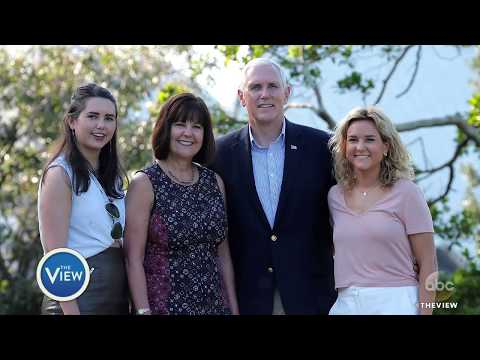 connectYoutube - Charlotte Pence On Her New Book, Family & More | The View