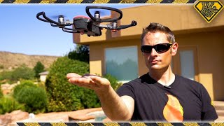 Flying Drones from DJI