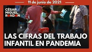 ????Las cifras de Trabajo Infantil en el mundo y en pandemia COVID-19